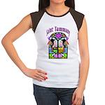 St. Tammany, La. Women's Cap Sleeve T-Shirt
