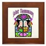 St. Tammany, La. Framed Tile