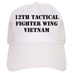 12TH TACTICAL FIGHTER WING Cap