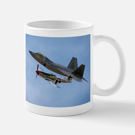 Cute F22 Mug