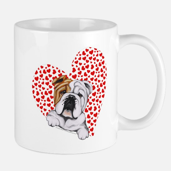 English Bulldog Lover Mug