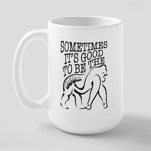 800lb GORILLA Large Mug