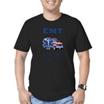 EMT We Are The Difference Men's Fitted T-Shirt (da