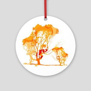 Treemains Ornament (Round)