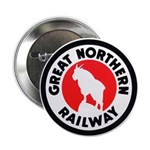 Great Northern Button (100 pack)