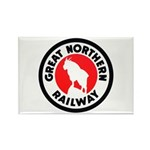 Great Northern Rectangle Magnet (100 pack)