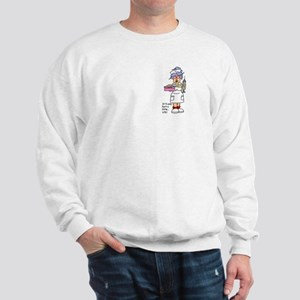 Nurse Hurt Sweatshirt