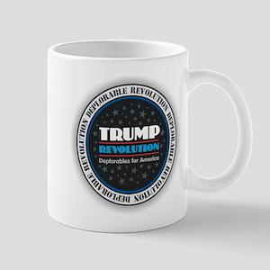 Trump Revolution Deplorables Mugs