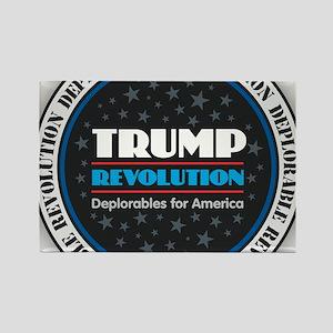 Trump Revolution Deplorables Magnets