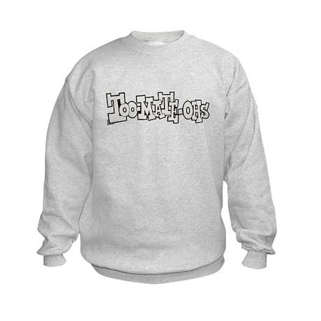 Too-mate-ohs Kids Sweatshirt