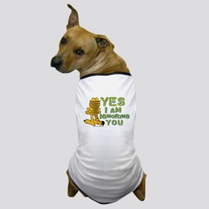 Yes, I'm Ignoring You Dog T-Shirt