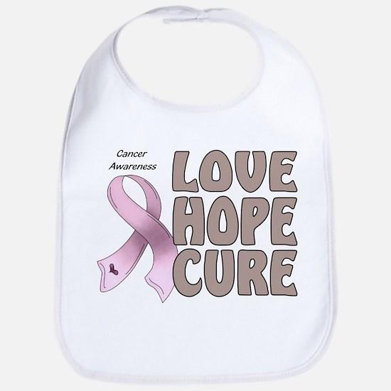 Cancer Awareness Bib