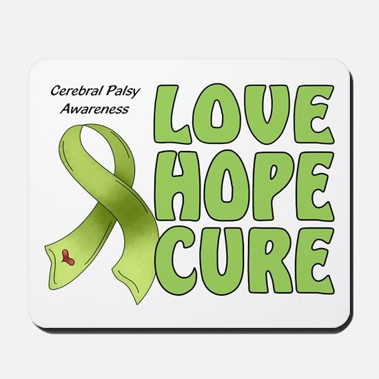 Cerebral Palsy Awareness Mousepad