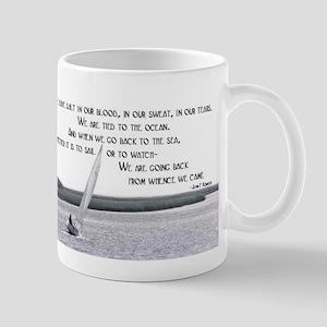 sailboatjfk Mugs