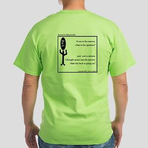 Public Eye- War Green T-Shirt