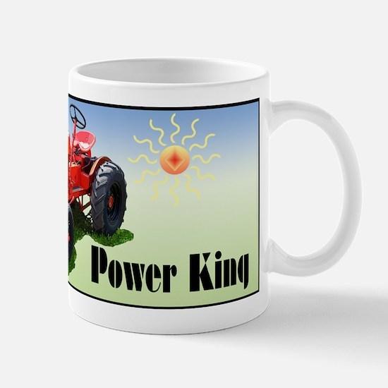 Cute Dad is king Mug
