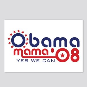mama 4 obama Postcards (Package of 8)