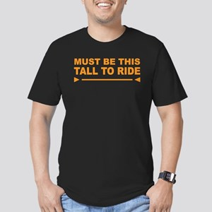 Ride Men's Fitted T-Shirt (dark)
