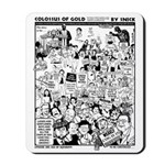Colossus of Gold 300 Mousepad