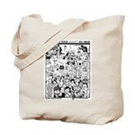 Colossus of Gold 300 Tote Bag