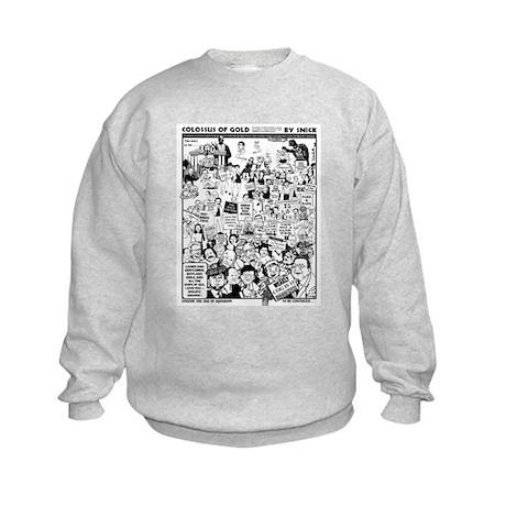Colossus of Gold 300 Kids Sweatshirt