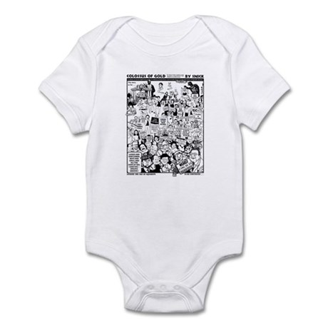 Colossus of Gold 300 Infant Bodysuit
