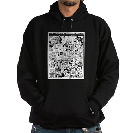 Colossus of Gold 300 Hoodie (dark)