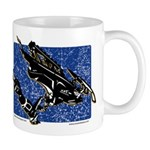 Gravity Sledder Blue Mug