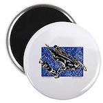 Gravity Sledder Blue Magnet