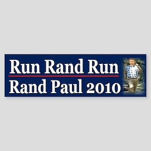 Rand Paul 2010 Bumper Sticker