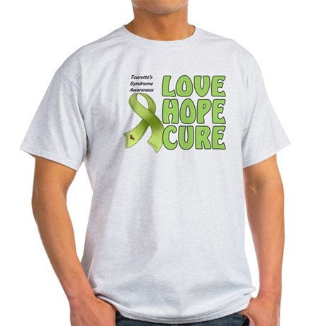 Tourette's Awareness Light T-Shirt