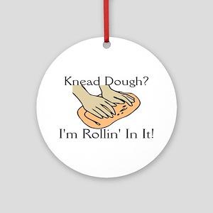 Rollin' Dough Ornament (Round)
