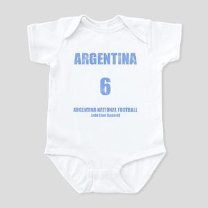 Argentina football vintage Body Suit