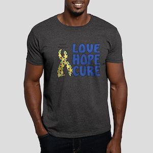 Autism Awareness (hlc) Dark T-Shirt