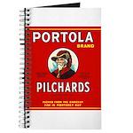 Portola Sardines Head Design Journal
