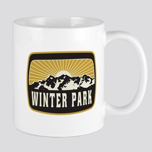 Winter Park Sunshine Patch Mug