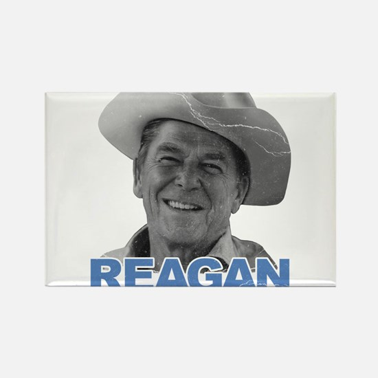 Reagan 1980 Election Rectangle Magnet