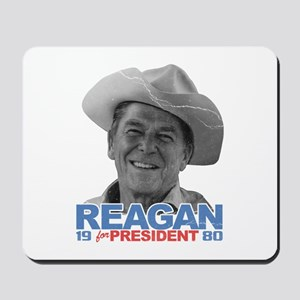 Reagan 1980 Election Mousepad