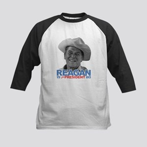 Reagan 1980 Election Kids Baseball Jersey