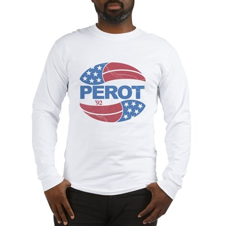 Ross Perot 92 Election Long Sleeve T-Shirt