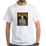 Mona Switcher painting White T-Shirt