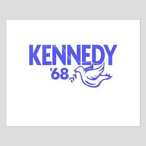 John Kennedy 1968 Dove Small Poster