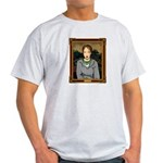 Mona Switcher painting Ash Grey T-Shirt