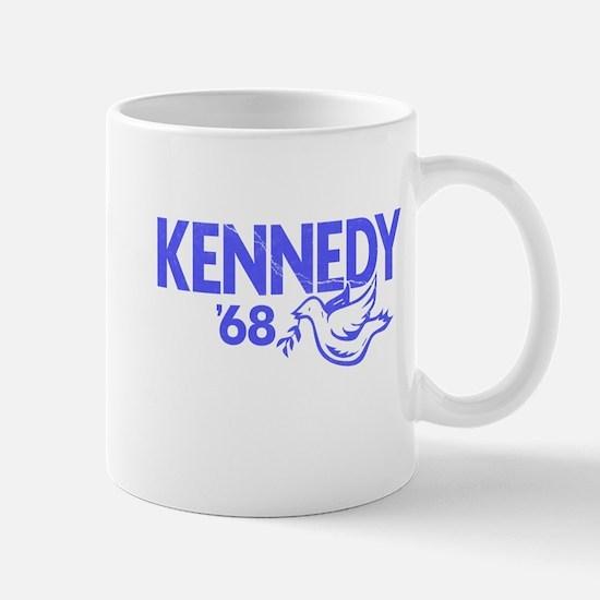 John Kennedy 1968 Dove Mug