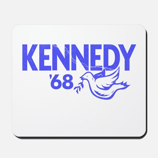 John Kennedy 1968 Dove Mousepad