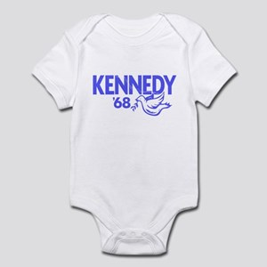 John Kennedy 1968 Dove Infant Bodysuit