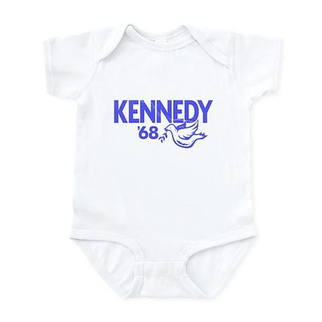 John Kennedy 1968 Dove Infant Bodysuit