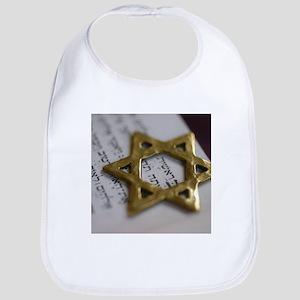 Jewish Star Bib