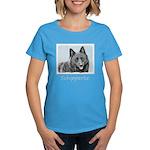 Schipperke Women's Dark T-Shirt