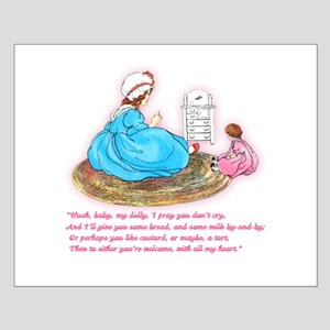 Mother Goose Hush Baby Dolly Small Poster